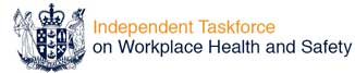 Independent Taskforce on Workplace Health and Safety logo